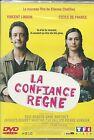 DVD - LA CONFIANCE REGNE avec LINDON, CECILE DE FRANCE / COMME NEUF