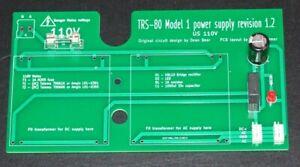 TRS-80 Model I heavy-duty power supply kit for project builders