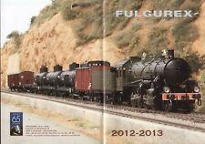 catalogo FULGUREX 2012-13 Precision Models Spur N HO HOm O I      D F E IT    aa