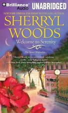 Welcome to Serenity (Sweet Magnolias Series) by Woods, Sherryl