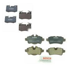 Fits Mini John Cooper Works JCW Set of Front and Rear Brake Pads Bosch QuietCast
