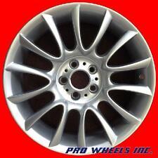 "BMW 650I 645I 2004-2010 19"" SILVER FACTORY ORIGINAL OEM WHEEL RIM 59512"
