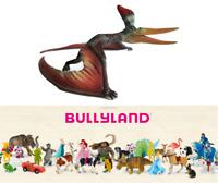 Ptéranodon Sternbergi Dinosaure Figurine Peint à Main Jeux Jouet Bullyland 61452