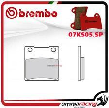 Brembo SP - pastillas freno sinterizado trasero para Hyosung GT250 comet 2002