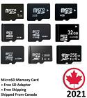 Micro SD Memory Card High Speed TF 1GB 2GB 4GB 8GB 16GB 32GB 64GB 128GB MicroSD