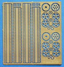 ACE PE7230 1/72 PE Tracks for T-26 w/Idler and Sprocket Wheels for Unimodel Kits
