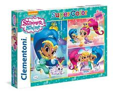 """Clementoni 25218 """"shimmer and Shine Puzzle 3 X 48-piece"""