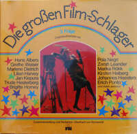 Various - Die Großen Film-Schlager 3. Folge (2xLP, Com Vinyl Schallplatte 171589