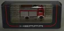 Herpa 814501 Mercedes Feuerwehr Camion de Pompier 1/87 Échelle HO Plastique