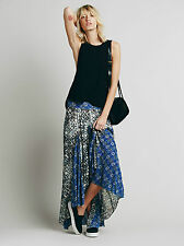 NEW FREE PEOPLE Show It Off Maxi Skirt - XS - One 4 Summer Beach Season