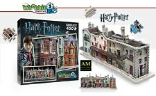 Wrebbit 3D Puzzle Harry Potter - Diagon Alley - Diagon Alley