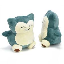 Cute Anime Animal Figure Pocket Monster Pokemon Snorlax Stuffed Plush Doll Toy