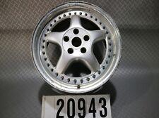 "1stk. OZ Racing VW AUDI SEAT SKODA Alufelge Multi 8jx17"" et38 #20943"