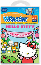 Vtech V.Reader Animated E-Book Reader - Hello Kitty