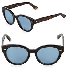 d2309c24dd50f Gucci GG 3745 S Óculos de Sol Havana Tartaruga Redonda Marrom Lentes Azuis  GG3745S 97P76