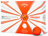 Callaway Supersoft Golf Balls - 1 Dozen Orange -  Mens