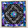 Handmade Quilt Wall Hanging Handmade Signed Dated Wanda E Tamasy Art #284