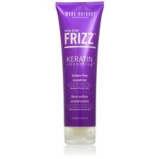 Marc Anthony Professional Bye Bye Frizz Keratin Smoothing Shampoo 8.4 oz 2pk
