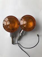 2X Original Yamaha RD250/RD350 Blinker 366-83330-40-93 NOS