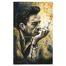 Johnny Cash - Art Print / Poster