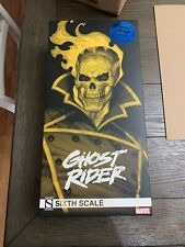 "Sideshow Collectibles - Ghost Rider Classic Variant 12"" 1/6 Scale Figure Ed.350"
