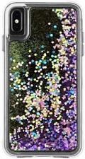 Apple iPhone XS Max Case Case-Mate Waterfall Purple Glow Protective Cover - New