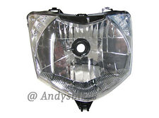 HONDA CBF125 CBF 125 REPLACEMENT FRONT HEADLIGHT UNIT LAMP MAIN LIGHT + LENS
