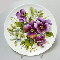 A K Kaiser Sammelteller Teller Wandteller Blumenserie 60er Jahre top Zustand (4)