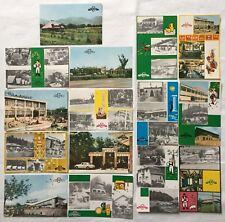 LOTTO di 15 AK Romania Romania circa 1970 (?) Coop-Timis Galati Cluj Oradea tra l'altro