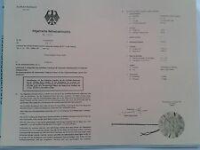 ZÜNDAPP BERGSTEIGER M50 BLANKO TYP 434-01