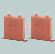 2 UF 630 V lotto di 2 LIBRO RUSSO PIO Condensatori audio mbgo мбго - 2