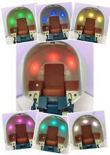"Dragonball Vegeta Saiyan Space Pod 6"" 16cm Diameter Space Ship Capsule Toy Gift"