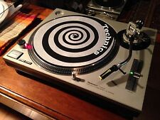 Technics SL-1200MK2 Direct Drive Turntable w/Mat, Cart. Fully Tuned & Calibrated