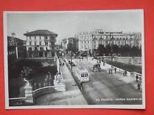 PADOVA FILOVIA bus autobus tram corso Garibaldi vecchia cartolina *
