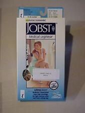 Jobst Medical Legwear Compression 15-20 mmHg Knee CT Natural Small 119401