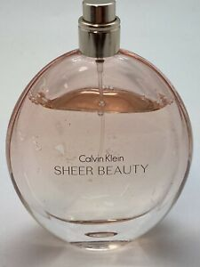 Calvin Klein Sheer Beauty 3.4 fl oz/ 100mL Eau De Toilette Spray