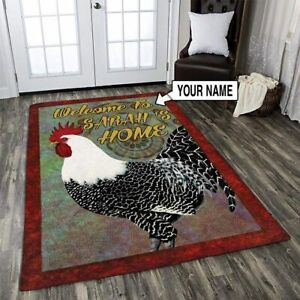 Rooster Area Rug Rugs For Sale Ebay