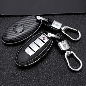 Smart Key Case Bag For Nissan Rogue Altima Qashqai Infiniti Q30 Q70 QX60 QX70