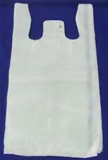 100 Clear 12x7x22 Standard T-shirt Bags With Crafting Insert
