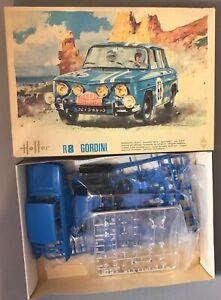 VINTAGE HELLER R8 GORDINI 1/24 MODEL L760 (SP)