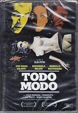 Dvd **TODO MODO** con Gian Maria Volontè Marcello Mastroianni nuovo 1976