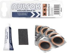 Nutrak Bike Cycle Cyclist Essential Puncture Repair Kit - Road / MTB / Commuter