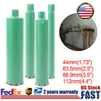 "450mm Wet Diamond Core Drill Bit 1.73""/2.5""/3.5""/4.4"" For Concrete Drilling Rig"