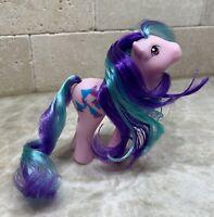 G1 Style Artistry Girl Pretty Mane - Custom Pony Hqg1c - Prism