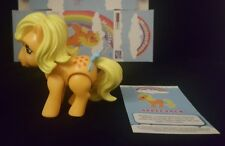 The Loyal Subjects Action Vinyls My Little Pony Applejack no box