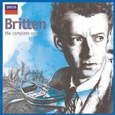Britten: The Complete Operas [CD New]