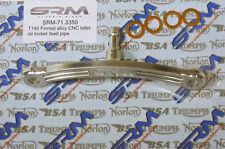 Triumph T140 Rocker feed pipe billet alloy