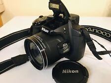 💎💎 Nikon COOLPIX P530 16.1MP Digital Camera - Black - Immaculate Condition!!