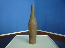 Elegante Vase Keramik 70cm-Signiert & gepunzt-60er