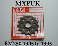 RM250 FRONT SPROCKET 15T BRAND NEW OEM PART RM 250 27511-14320 MXPUK (121)